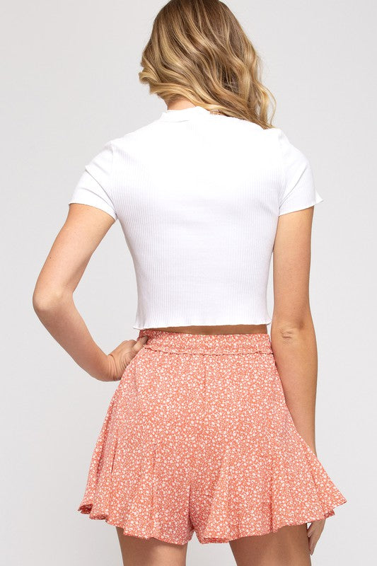 Woven Girly Girl Skirt