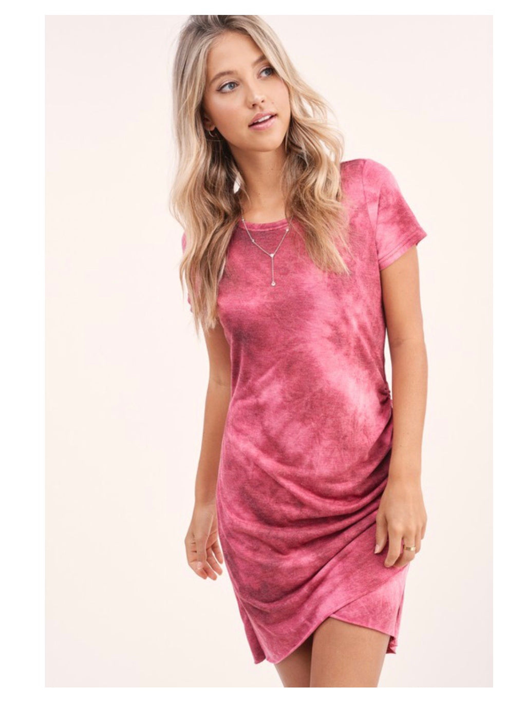 Harmony Tie Dye Dress