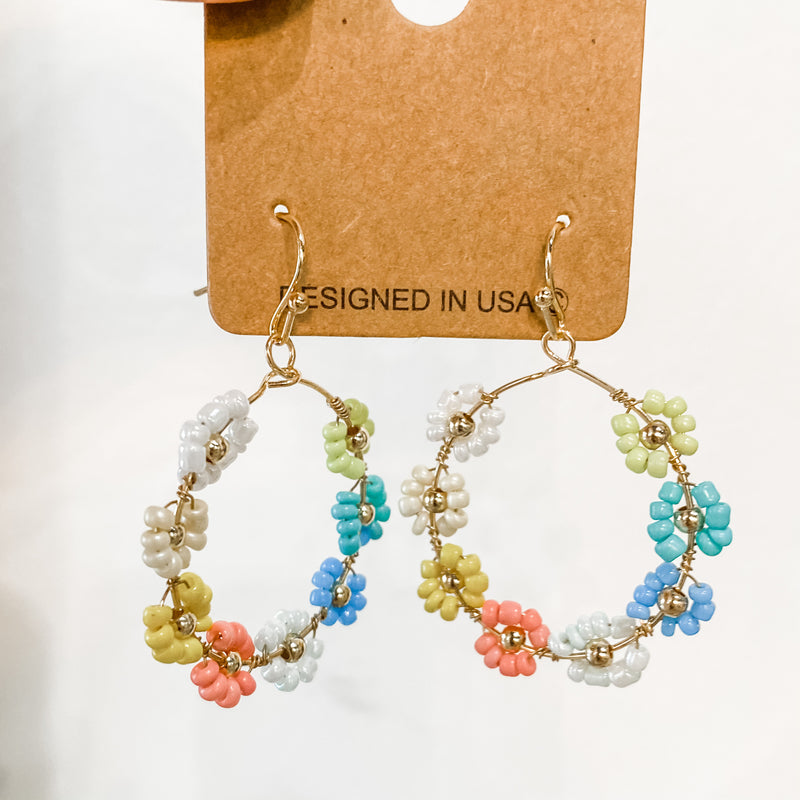 Daisied And Confused Earrings