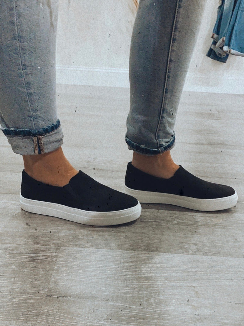 Dreamin' Sneakers: Black
