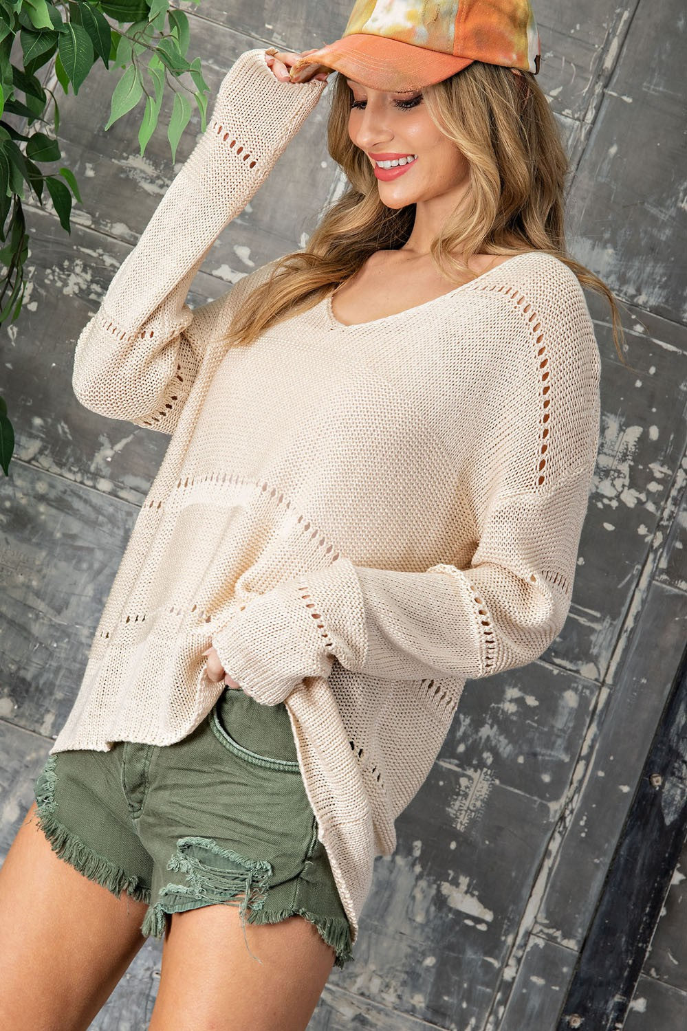 Staying In Tonight Sweater