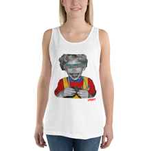 Load image into Gallery viewer, Eat the Elite Kid Unisex Tank Top