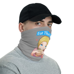 Eat The Elite Waifu Neck Gaiter