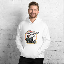 "Load image into Gallery viewer, ""Barrett Brandon"" Unisex Hoodie"