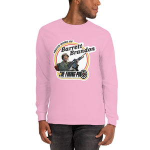 """Barrett Brandon"" Men's Long Sleeve Shirt"
