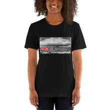"Load image into Gallery viewer, Pew Is Life ""Nuke Beach"" Short-Sleeve Unisex T-Shirt"