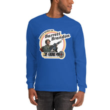 "Load image into Gallery viewer, ""Barrett Brandon"" Men's Long Sleeve Shirt"