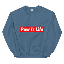 Load image into Gallery viewer, Pew Is Life Sweatshirt