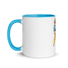 "Load image into Gallery viewer, Pew Is Life ""Kid Again"" Mug with Color Inside"