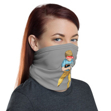 "Load image into Gallery viewer, Pew Is Life ""Kid Again"" Neck Gaiter"