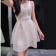 Load image into Gallery viewer, Stylish V Neck Short Dress, Party Dress, Fashion Girl Dress