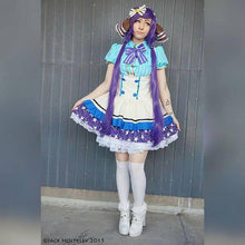 Load image into Gallery viewer, Cosplay [Love Live] Tojo Nozomi Candy Maid Dress SP153005