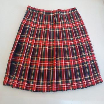 3 Colors Japanese Style Student Uniform Skirt  SP153607