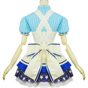 Cosplay [Love Live] Tojo Nozomi Candy Maid Dress SP153005