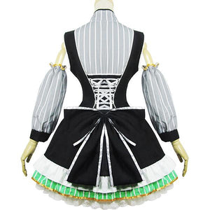 Cosplay Love Live Eli Ayase Lolita Candy Maid Dress SP153098