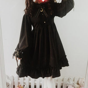 Black Moon Gothic Lolita dress SP1710611