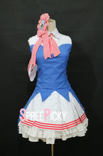 Load image into Gallery viewer, Card Captor Sakura Ribbon Cosplay Dress SP1711432