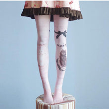Load image into Gallery viewer, Kawaii Kitty Cat Tights SP130029