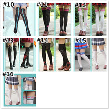 Load image into Gallery viewer, LoveLive Kawaii Printing Tights SP1811821
