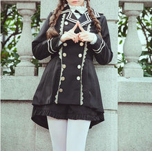 Load image into Gallery viewer, {Normal Version}Elegant Military Lolita Jacket Coat SP1711220