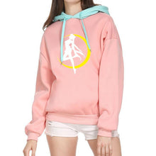 Load image into Gallery viewer, Pink Sailor Moon Hoodie Jumper SP13427