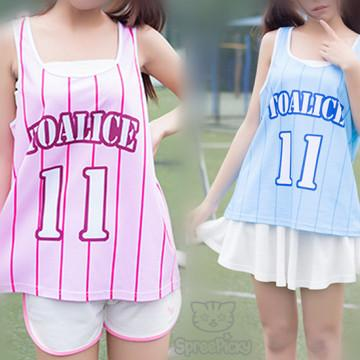 S/M Kawaii Girl Sportswear SP166322