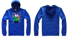 Load image into Gallery viewer, S-2XL Cutie Christmas Snowman Couple Hoodie Jumper SP154095