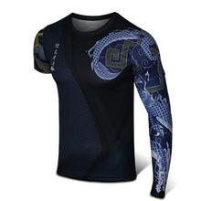 Load image into Gallery viewer, Final Stock! S-3XL Overwatch Hanzo T-Shirt with Arm Sleeve SP167960
