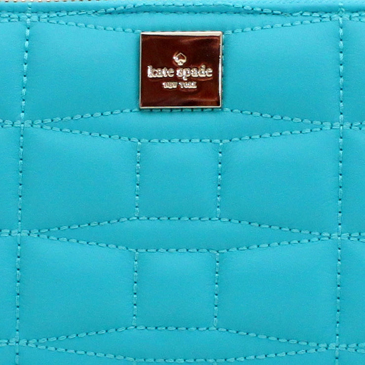 Kate Spade Signature Spade Leather Lacey Wallet