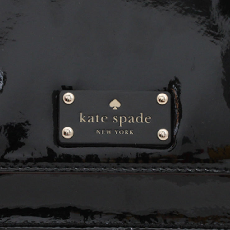 Kate Spade Flicker Scout Bag- Black