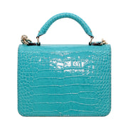 Kate Spade Chambers Street Carlyle Bag- Turquoise