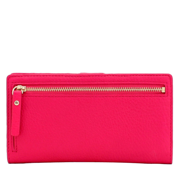Kate Spade Cobble Hill Stacy Wallet- Shamrock