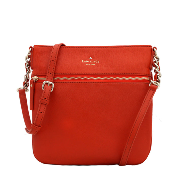 Kate Spade Cobble Hill Ellen Crossbody Bag- Tangerino