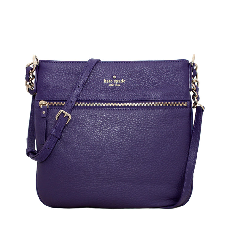 Kate Spade Cobble Hill Ellen Crossbody Bag- Dark African Violet