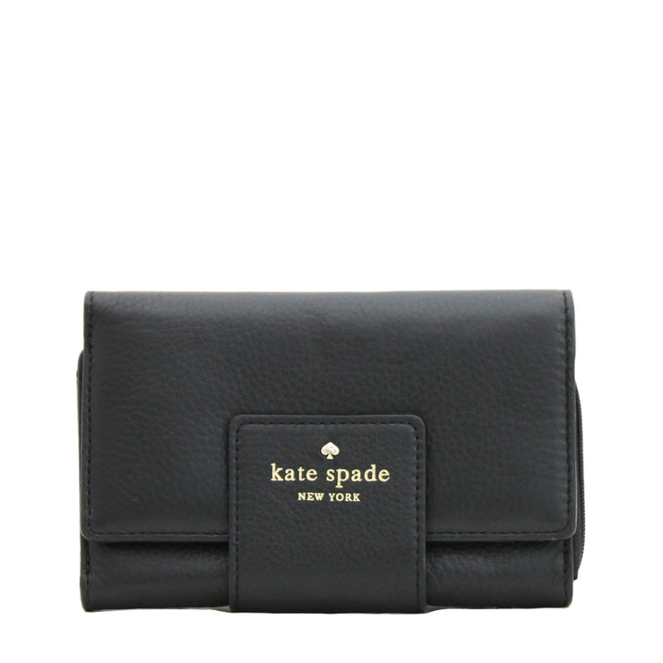Kate Spade Cobble Hill Tara Wallet- Black