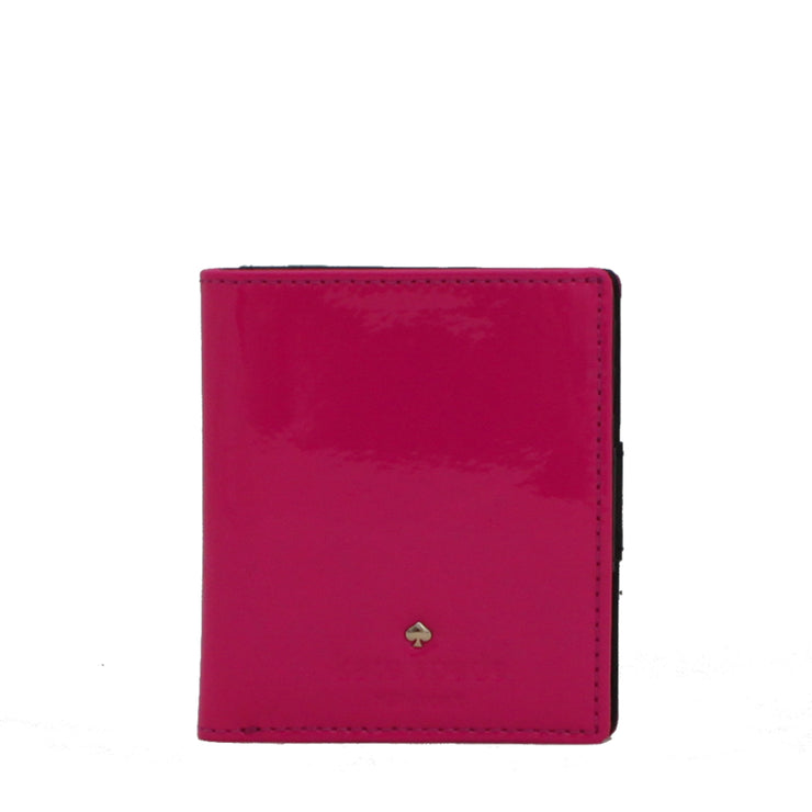 Kate Spade Jackson Square Small Stacy Wallet- Vivid Snapdragon