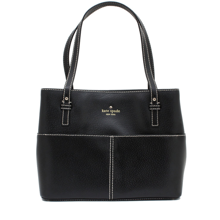 Kate Spade Grand Street Small Gabriel Bag- Black