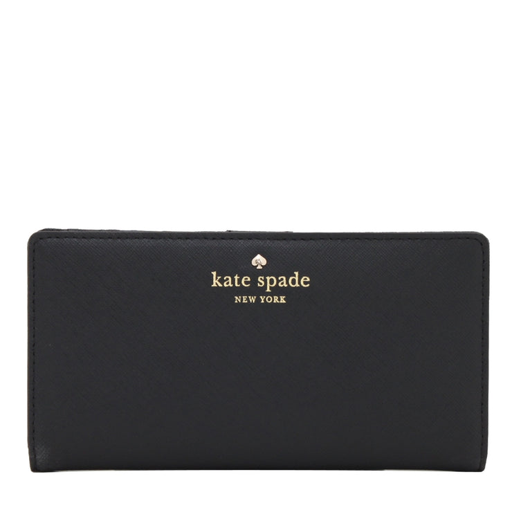 Kate Spade Cedar Street Stacy Wallet- Black