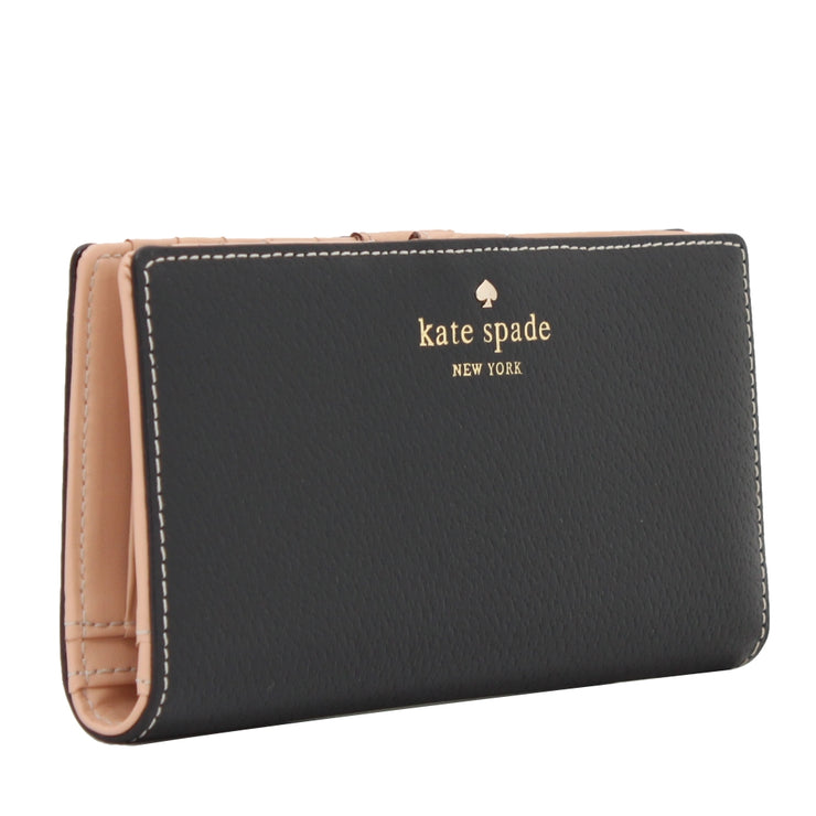 Kate Spade Grand Street Stacy Wallet- Lapis