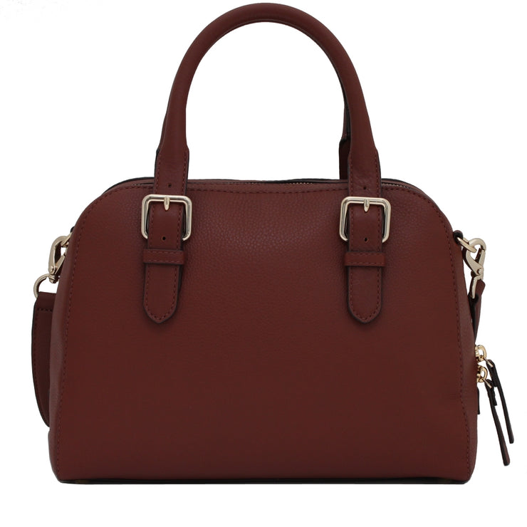 Kate Spade Cove Street Small Felix Bag- Mulled Wine