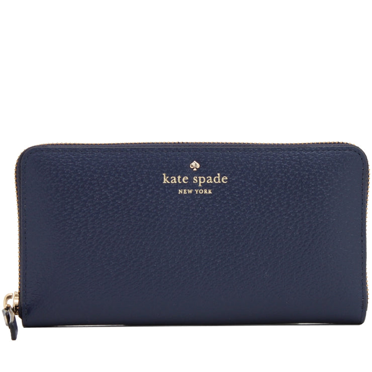 Kate Spade Grand Street Neda Wallet- French Navy