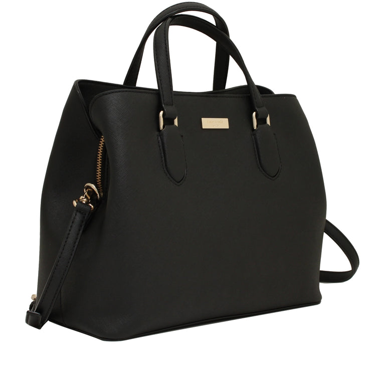 Kate Spade Laurel Way Evangelie Bag- Mahogany