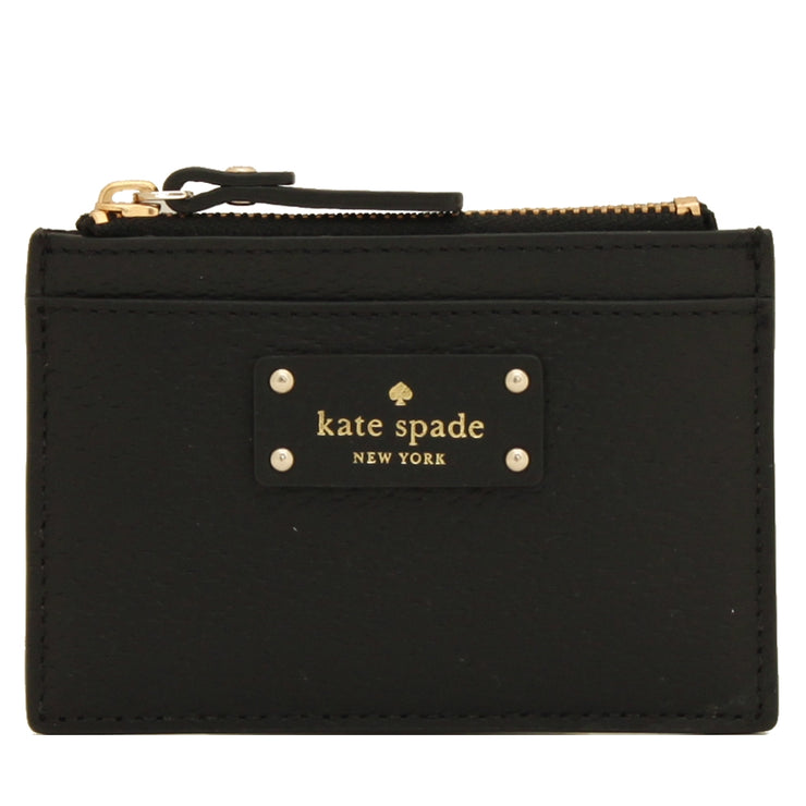 Kate Spade Grove Street Adi Coin Purse- Card Holder- Black