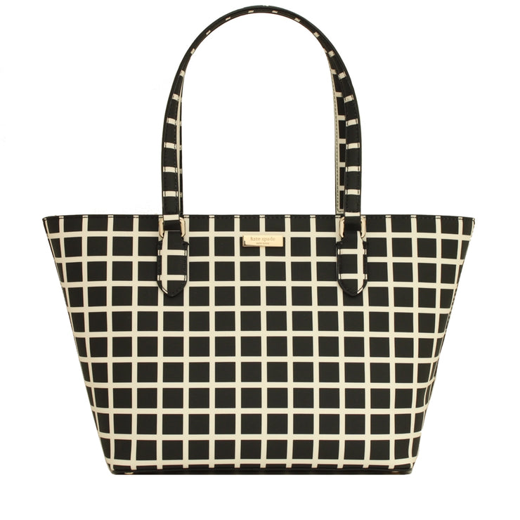 Kate Spade Laurel Way Printed Small Dally Bag- Pop Art Check