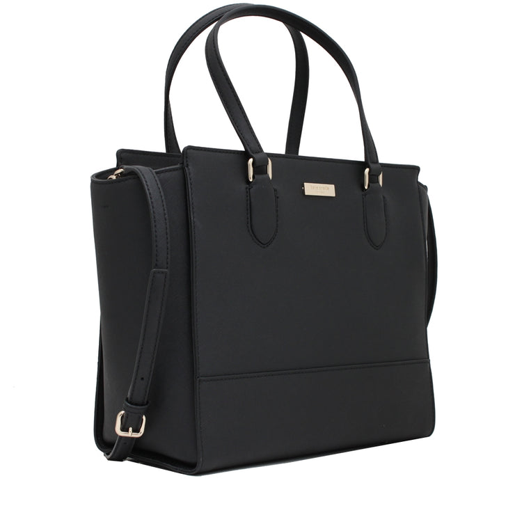 Kate Spade Laurel Way Hadlee Bag- Black