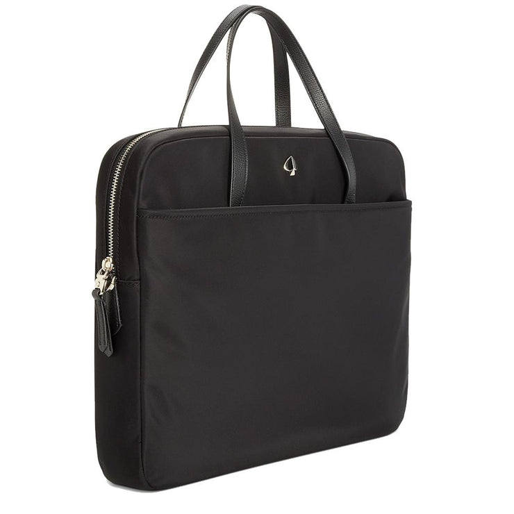 Kate Spade Taylor Universal Laptop Bag- Black