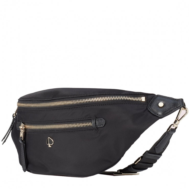 Kate Spade Taylor Large Belt Bag- Black