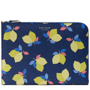 Kate Spade Cameron Lemon Zest L-Zip Laptop Sleeve wiru1346