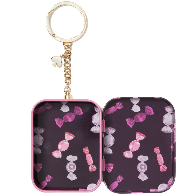 Kate Spade Key Fobs Candy Shop Tin