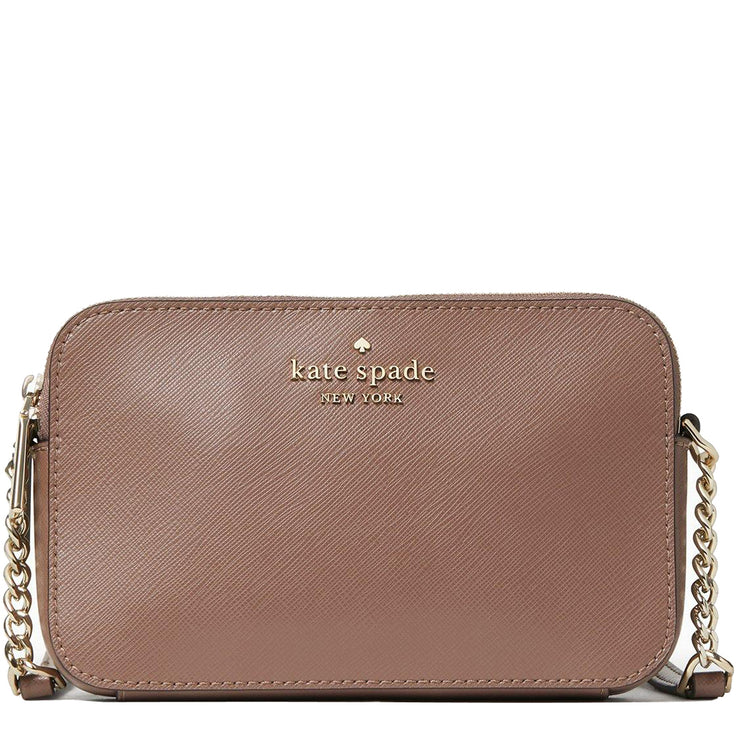 Kate Spade Staci Double Zip Small Crossbody Bag